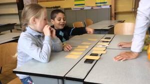 Viertakt woordenschatdidactiek 3e lj OKAN (leerlingen 3 maanden NL-talig onderwijs)